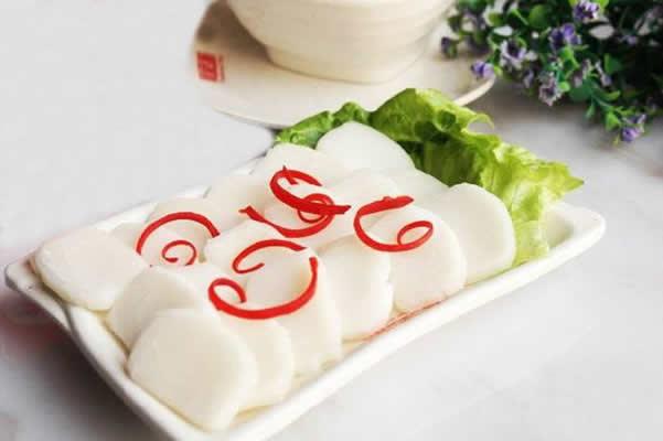 春节的特色美食之年糕