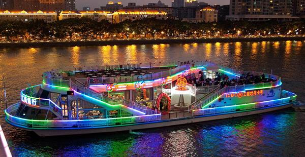 春节一日游玩转珠江夜游!