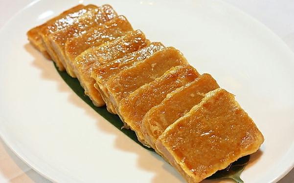 元宵节传统美食之年糕