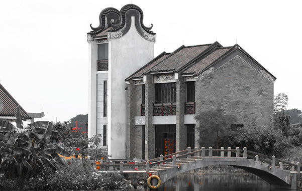 地方去哪里好 岭南印象园的介绍 花城网图片