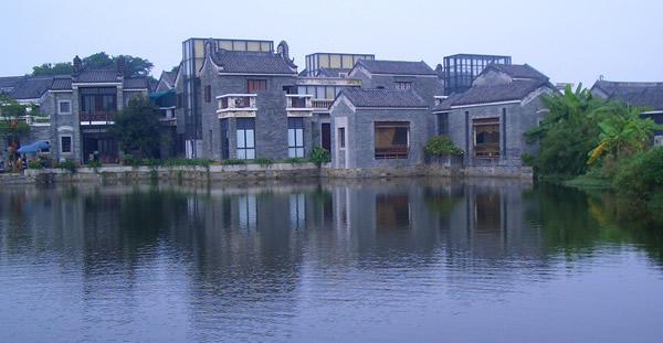 州一日游景点 岭南印象园怎么去好玩 花城网图片