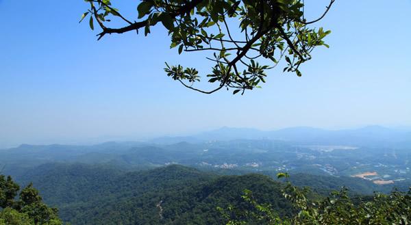 广州帽峰山风景区景点介绍