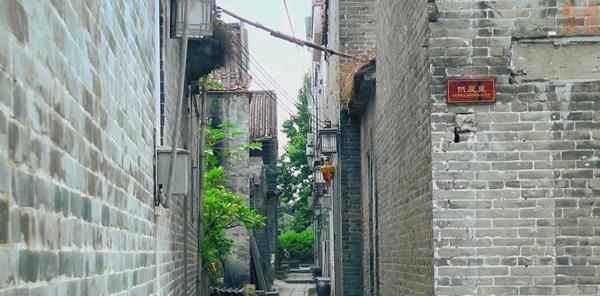 广州一日游热门景点之黄埔古港