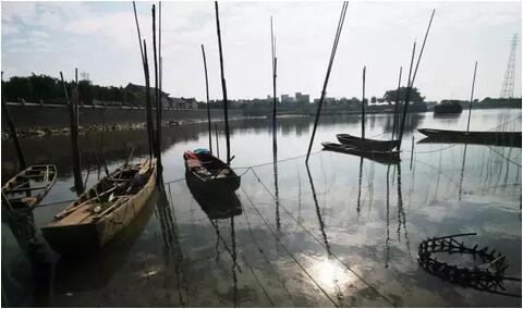 黄埔古港见证了海上丝绸之路的繁荣
