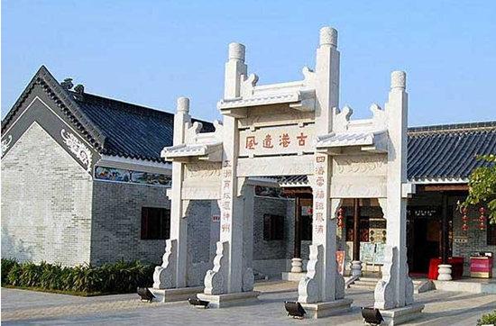 清明节一日游到黄埔古港寻美食!