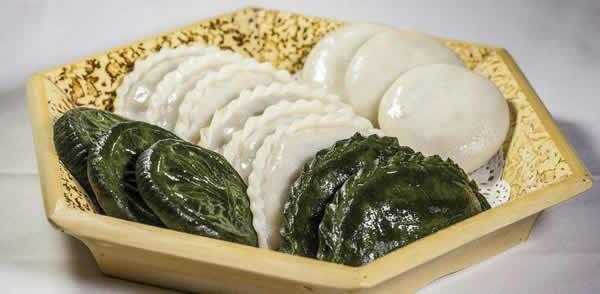 清明节的特色小吃之青团