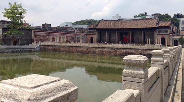 番禺沙湾古镇:中国民间艺术之乡