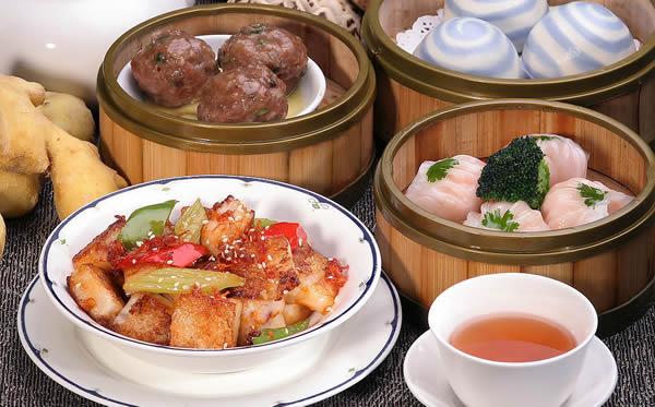 清明节旅游到岭南印象园享美食