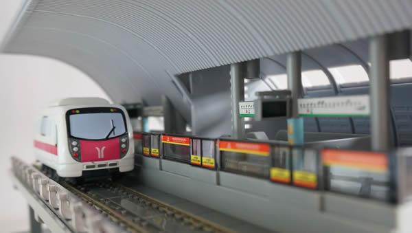 2017年清明节广州地铁将延长1小时收车