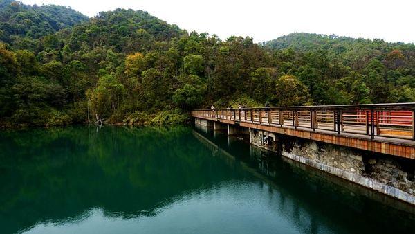 广州第一高峰花都王子山森林公园探秘