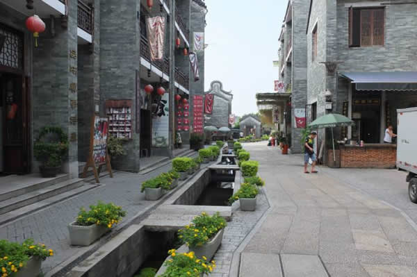 广州岭南印象园五一小长假一日游攻略