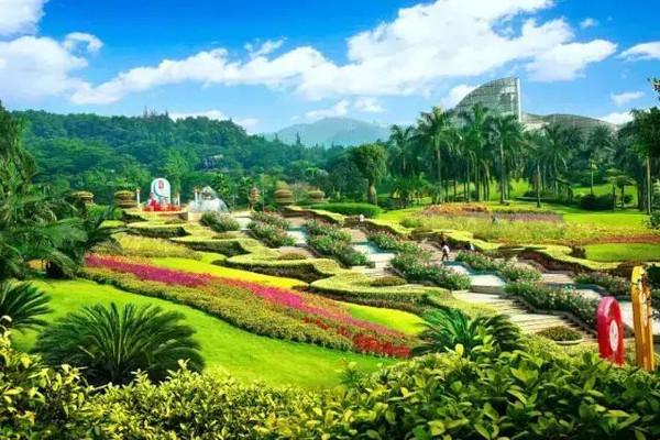 五一小长假到广州白云山放飞童年梦想