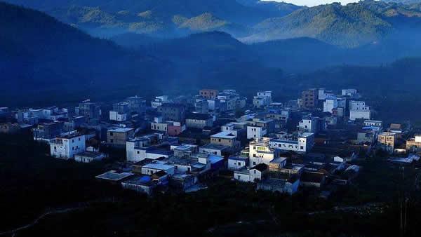 广州从化溪头村的历史起源探秘