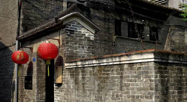 五一小长假聚龙村古建筑群一日游