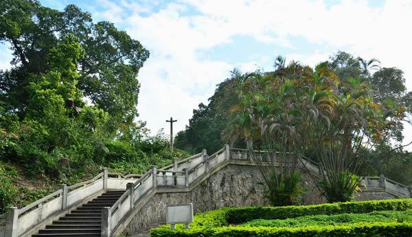 五一小长假访寻长洲岛上国军的历史故事