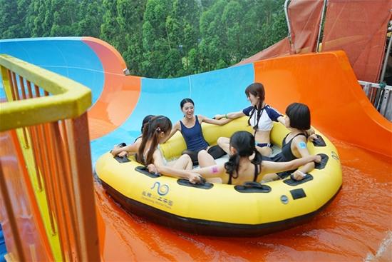 2017年广州长隆水上乐园一日游玩攻略