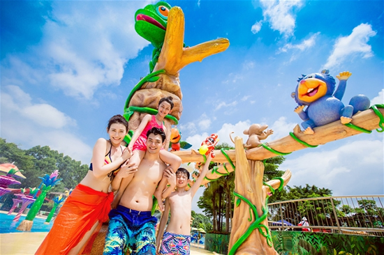 2017年广州夏日番禺长隆水上乐园一日游攻略