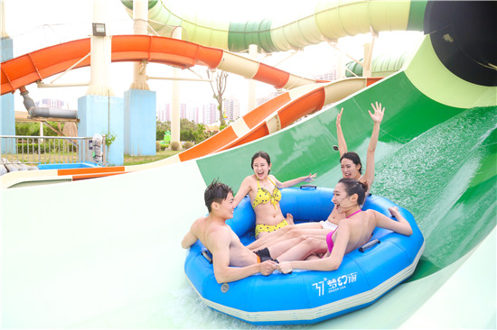 2017年暑假广州长隆水上乐园一日游攻略