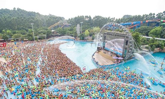 7月最适合到哪旅游广州长隆水上乐园一日游攻略