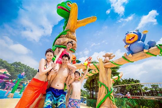 7月最好的旅游地方 广州长隆水上乐园好不好玩