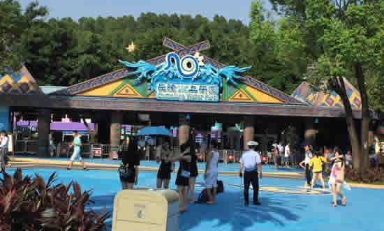 7月最佳旅游景点广州长隆水上乐园游玩要多少钱