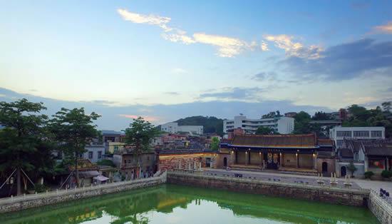 广州7月去哪里旅游最好 广东音乐发源地番禺沙湾古镇