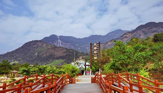 7月份适合去哪里旅游 广州增城白水寨旅游攻略