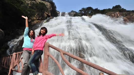 一日游去哪里 广州白水寨好玩吗