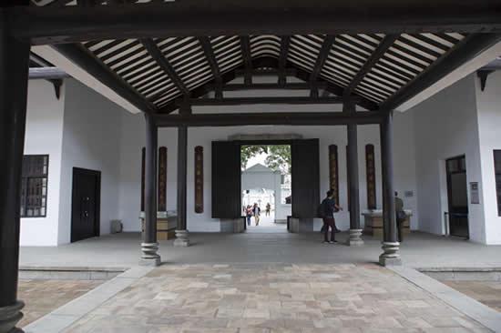 七月暑期周末到广州黄埔军校旧址一日游