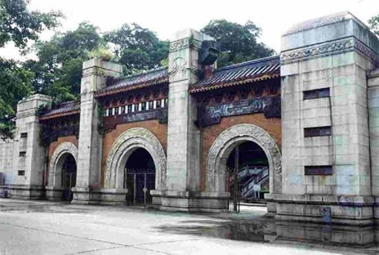 广州黄埔军校旧址——陆军军官学校发展历史