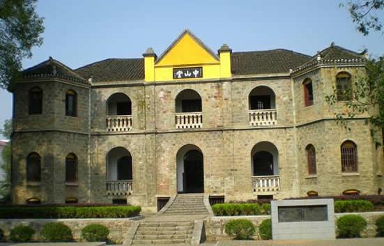 广州黄埔军校旧址的发展历史探究