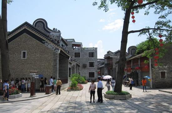 广府文化的杰出代表:广州番禺沙湾古镇