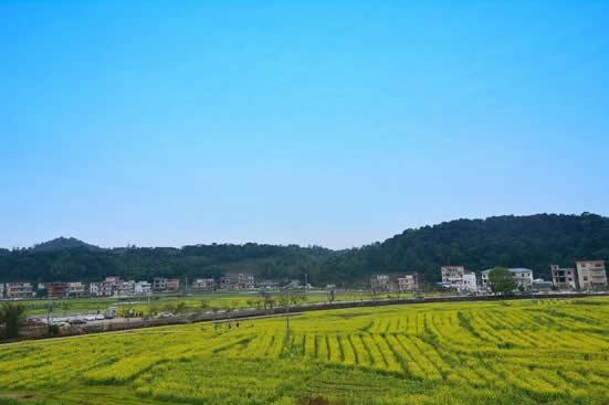 广州市最美的山村红山村周末一日游