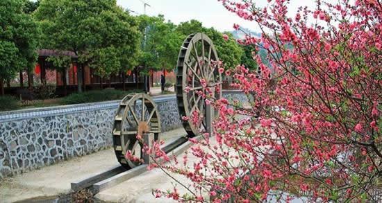 广州花都红山村:古朴的民居、清新的田园