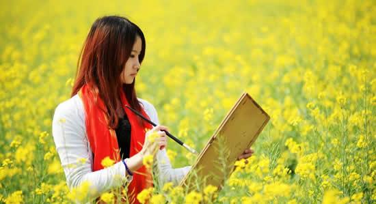 广州市最美的乡村之花都红山村一日游