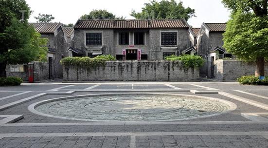 广州聚龙村:隐藏在繁华的城市之中古村落