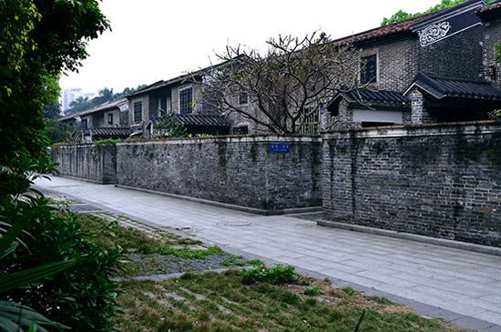 广州一日游到聚龙村赏风景叹美食品靓茶
