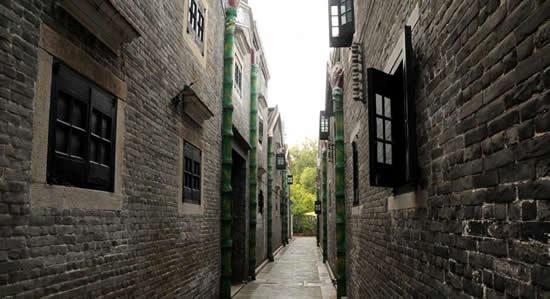 广州热门旅游景点聚龙村的前世今生