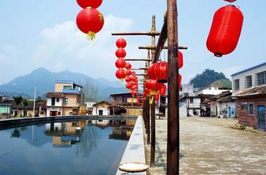 广州一日游热门景点溪头村豆腐花你吃过了吗