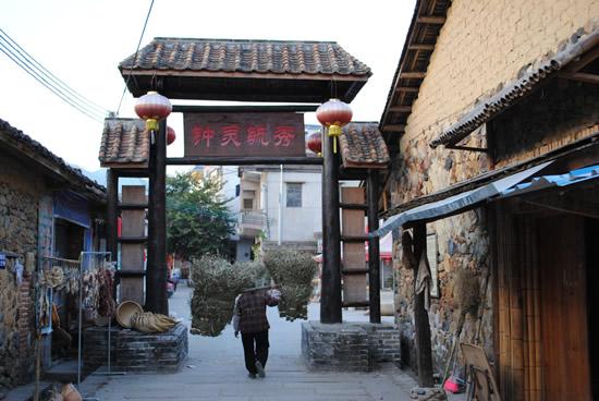 广州一日游到溪头村体验原味的农家生活