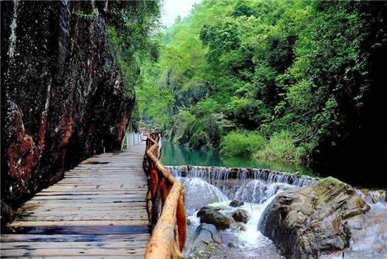 七月广州增城白水寨一日旅游攻略