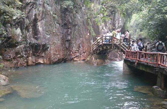 广州增城白水寨风景区暑期旅游攻略