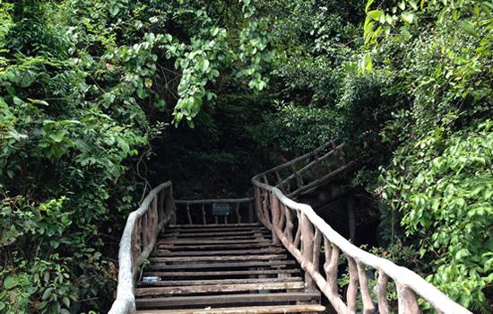 广州一日游到增城白水寨亲水沐瀑吧