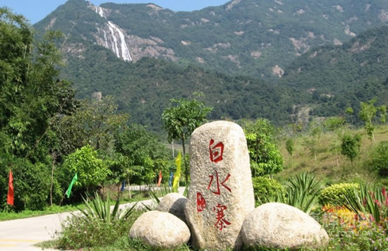 广州一日游到白水寨挑战感官刺激