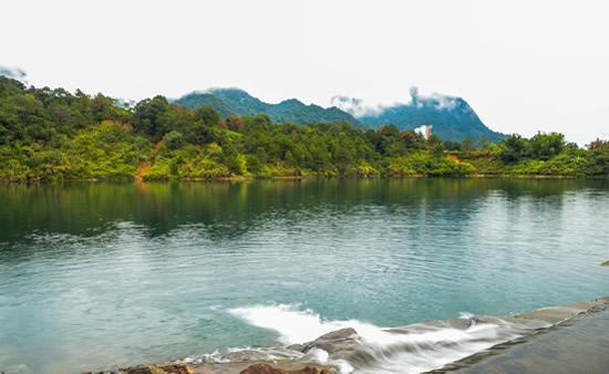 广州增城白水寨风景区一日游攻略