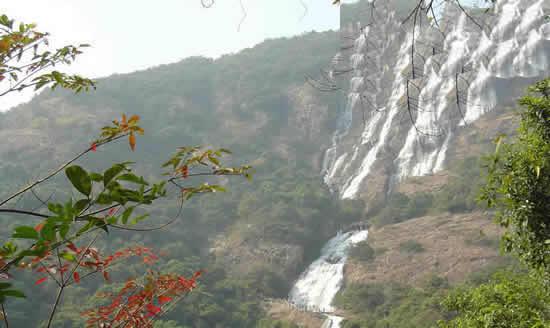 广州一日游到增城白水寨征服大自然