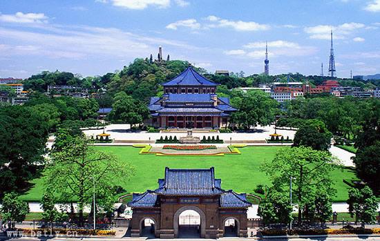 广州一日游景点中山纪念堂的兴建始末揭秘