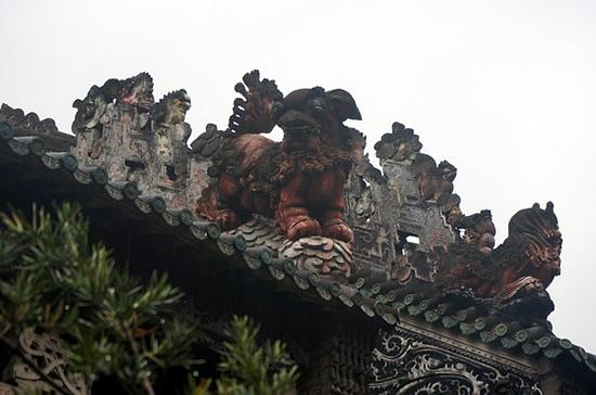广州一日游到陈家祠欣赏建筑艺术