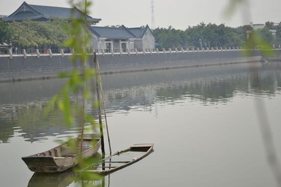 广州黄埔古港:广府民居博物馆