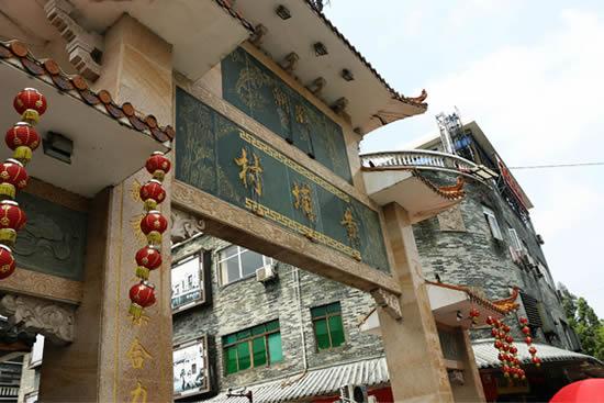 黄埔古港:广州重要的历史遗迹
